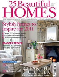 25 Beautiful Homes - February