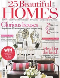 25 Beautiful Homes - July