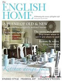 The English Home - February