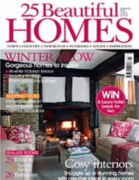 25 Beautiful Homes - January