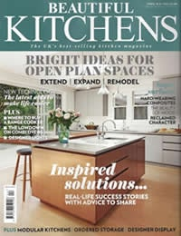 Beautiful Kitchens - April