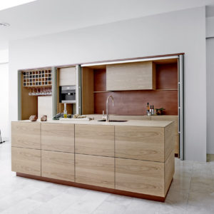 Form 45 | White-pigmented Oak and Kit