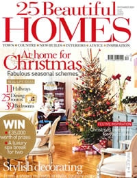 25 Beautiful Homes - December