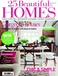 25 Beautiful Homes - October