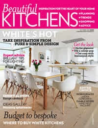 Beautiful Kitchens - October