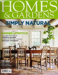 Homes & Gardens - July
