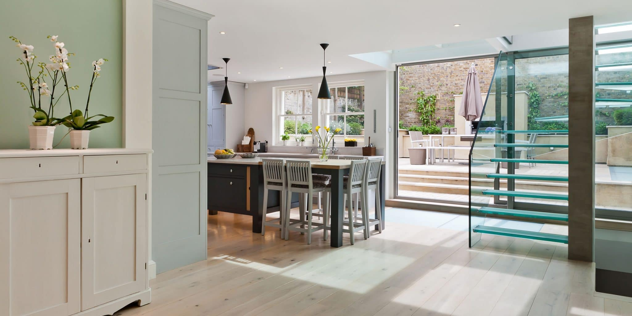 Luxury Kitchens Designers Fulham, London Handmade Kitchens | Sola ...