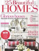 25 Beautiful Homes, July 2009 - front page